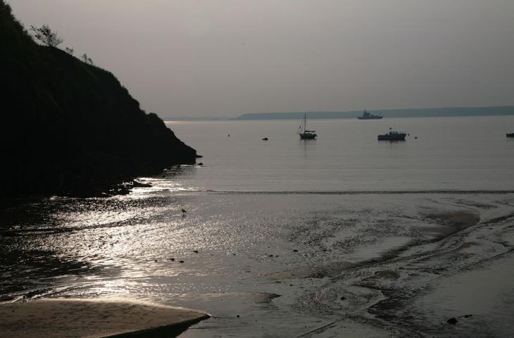 Hope Cove - Evening Light