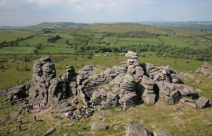 Hound Tor Climbing Group