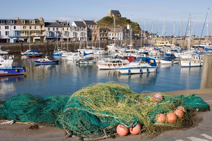 Ilfracombe Harbourside