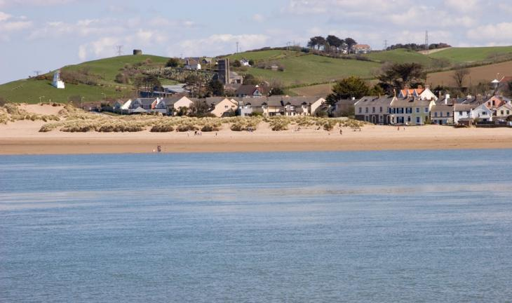Instow from Appledore