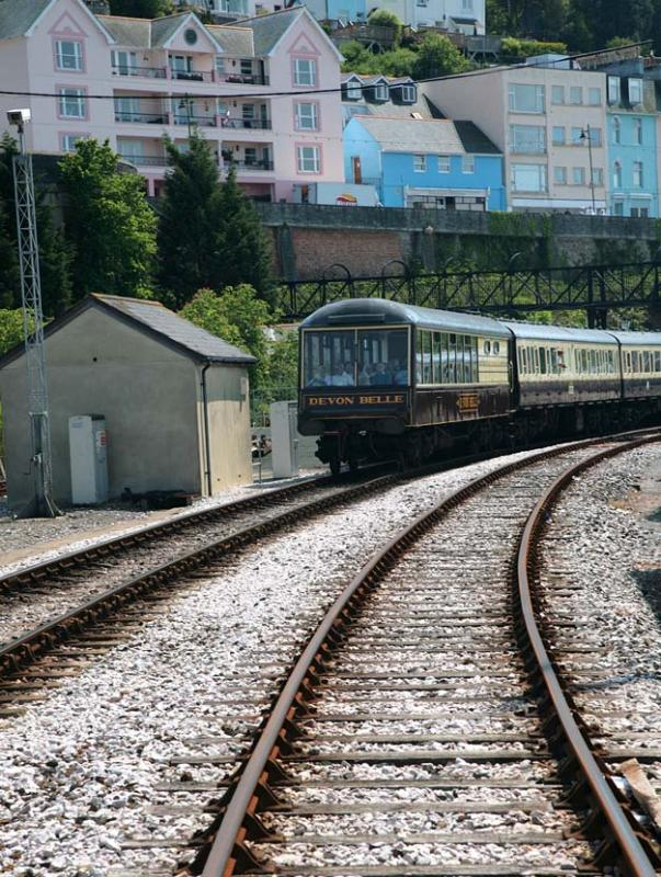 Kingswear Train