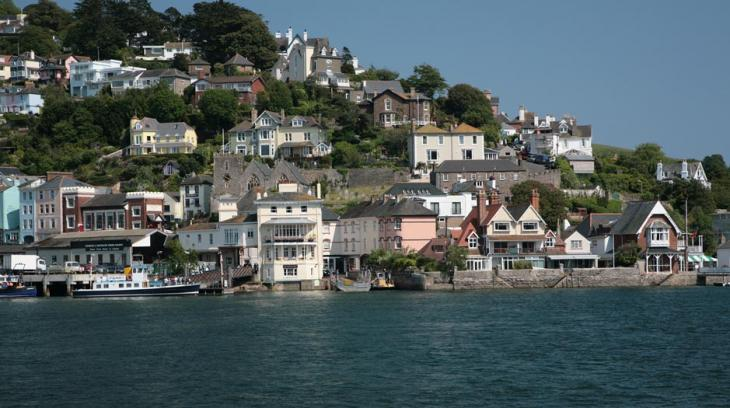 Kingswear Riverside
