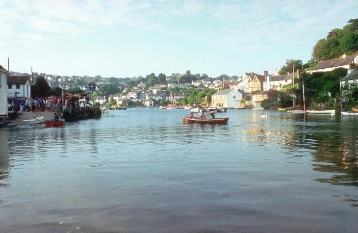 Noss Mayo and Newton Ferres