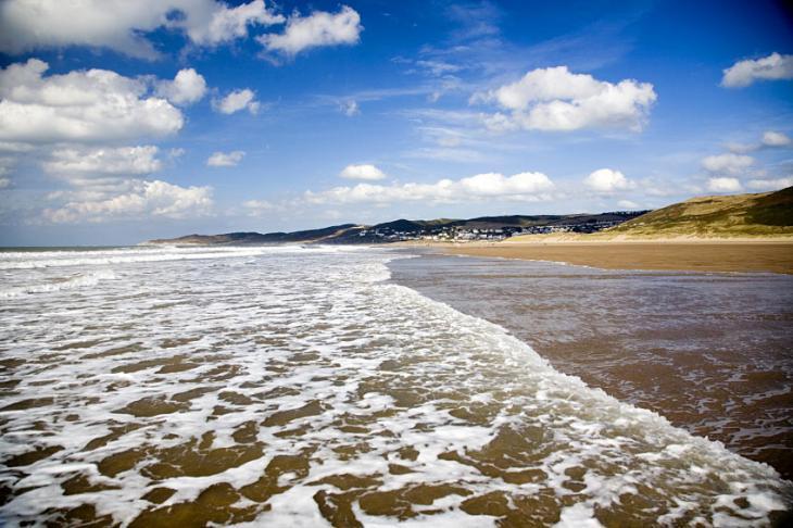 Puttsborough beach - Woolacombe