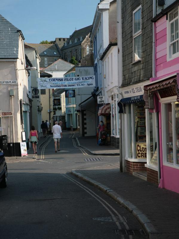 Fore Street - Salcombe