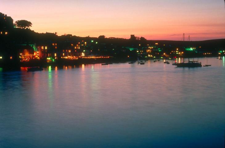 Salcombe Riverside Lights