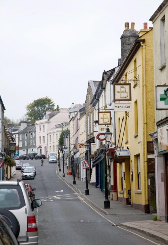 West Street Tavistock