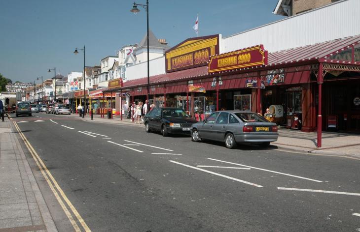 Torbay Road Amusement Arcades