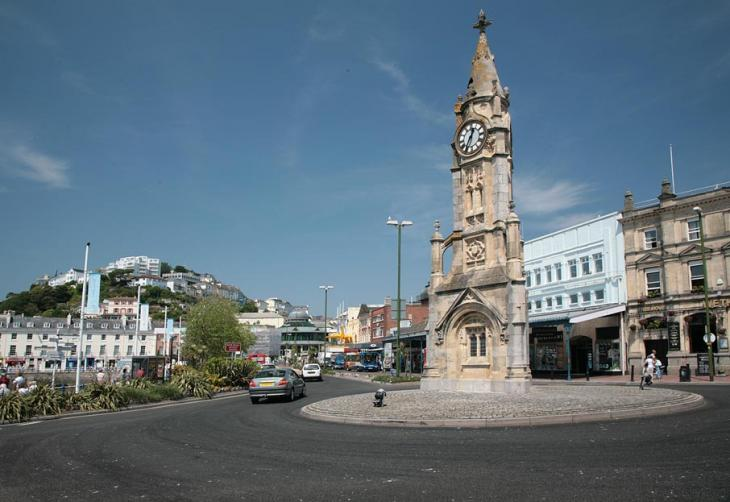 Torquay Clock Tower