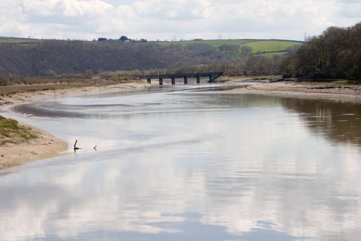 River Torridge Near Bideford