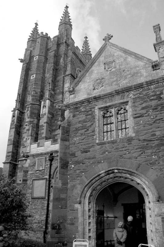 Totnes Church