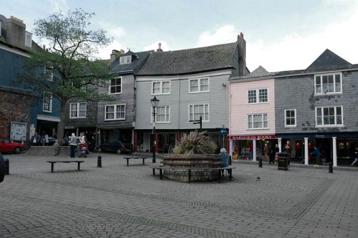 Civic Square - Totnes