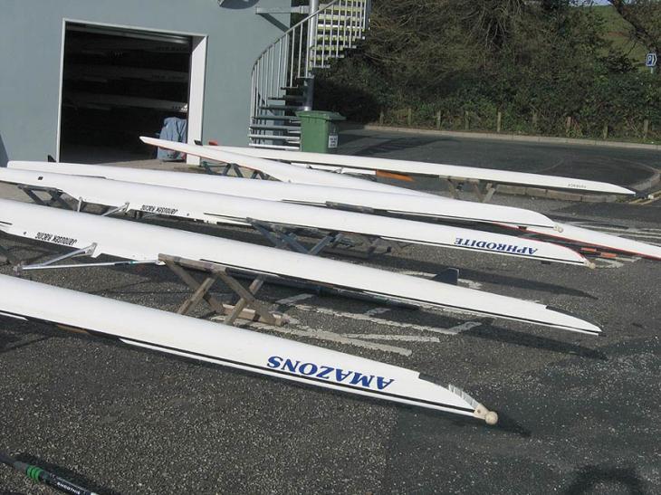 Rowing Boats - Totnes