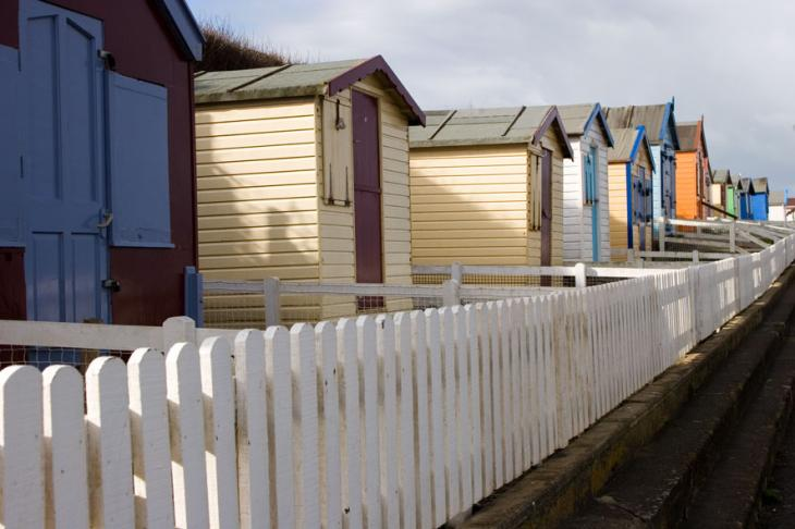 Westward Ho! Beach Huts
