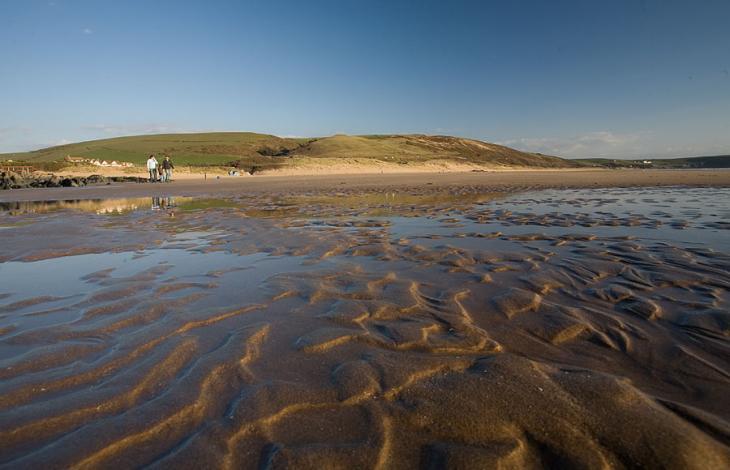 Woolacombe beach - North Devon